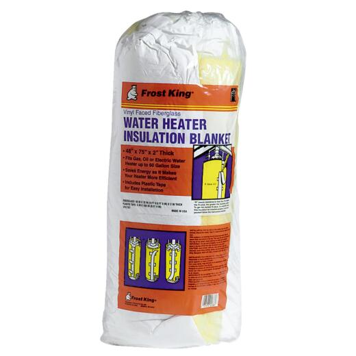 Frost King 2 In. Water Heater Insulation Jacket 6.7-R Value