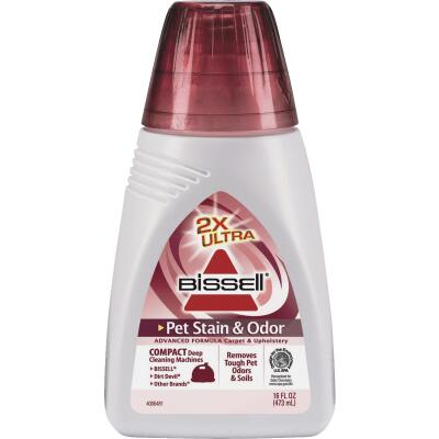 Bissell 16 Oz. Pet Odor And Stain Formula For Carpet And Upholstery
