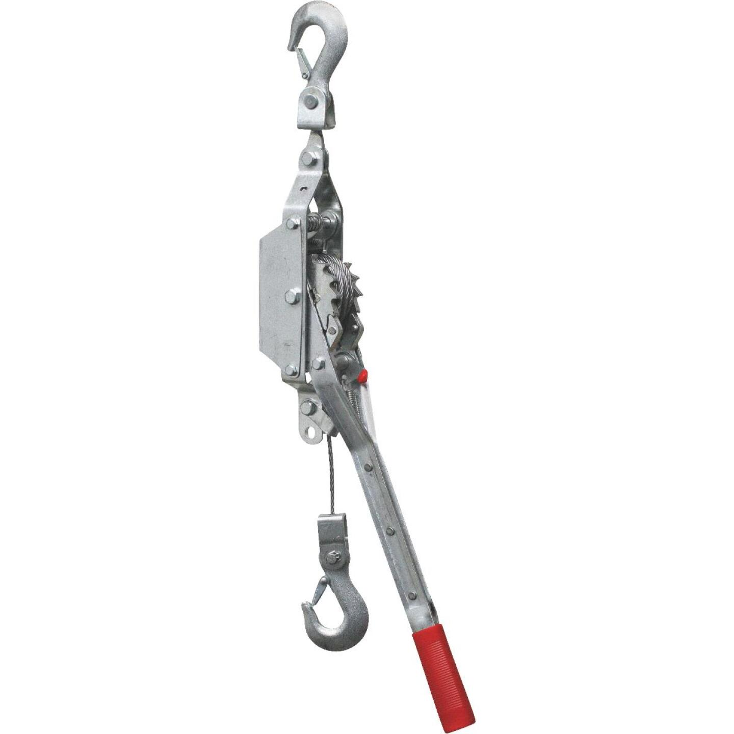 American Power Pull 1-Ton 12 Ft. Cable Puller Image 1