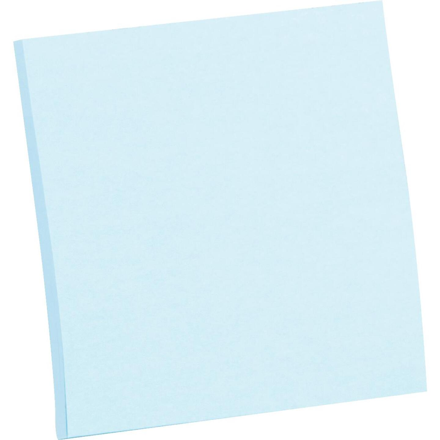 Post-It 2-7/8 In. X 2-7/8 In. Assorted Colors Self-Stick Note Pad (4-Pack) Image 2
